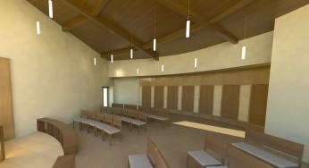 FUMC Hurst Chapel Renovation (concept)